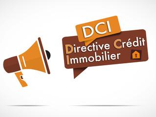 mégaphone : DCI
