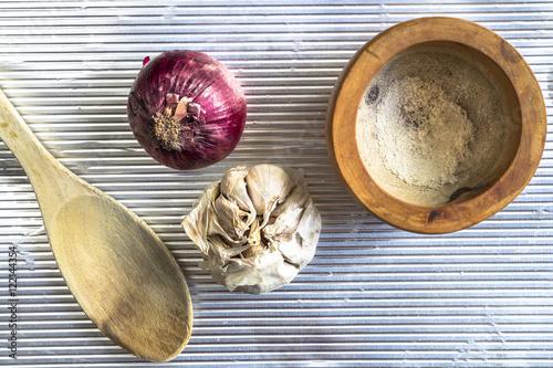 Accessoires de cuisine stock photo and royalty free - Accesoires de cuisine ...
