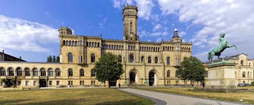 Leibnizuniversität  Hannover
