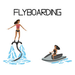 flyboarding extreme sport