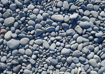 pebbles background texture