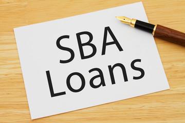 Getting a SBA Loan
