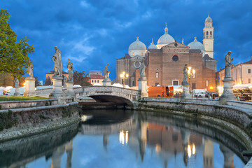 Basilica of Saint Giustina in Padova