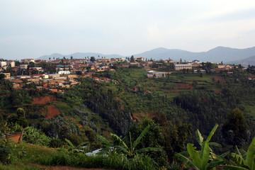 village of Murambi, southern Rwanda, housing the Murambi Genocide Memorial Centre (Murambi Technical School); Murambi is the site of a major massacre during the 1994 Rwandan genocide