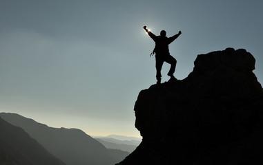 başarı mücadelesi ve hedef mutluluğu