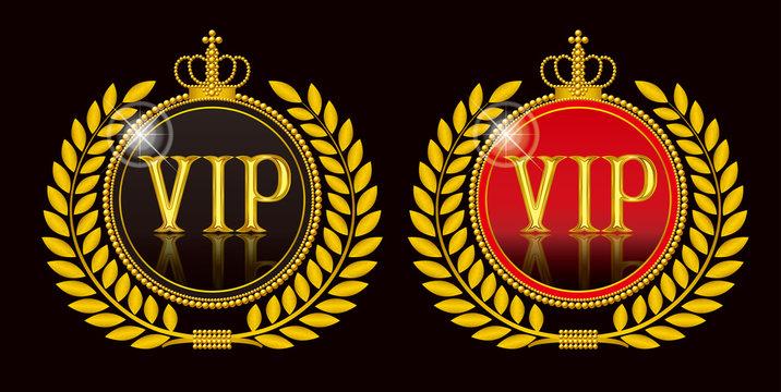 vipエンブレム メダル