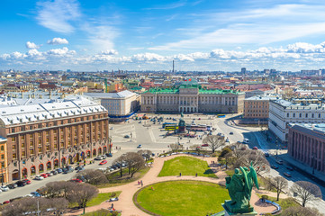 The mansions and palaces of St Petersburg