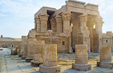 The Temples of Upper Egypt