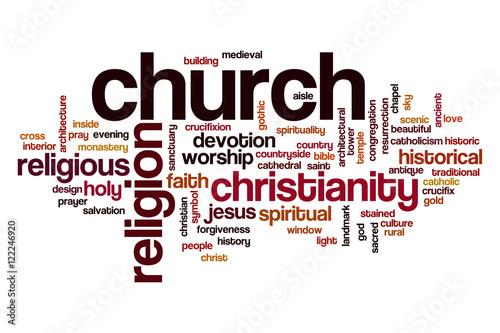 church word cloud stockfotos und lizenzfreie bilder auf bild 122246920. Black Bedroom Furniture Sets. Home Design Ideas