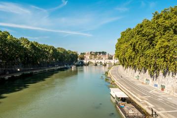 Roma, Tevere
