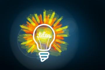 Image of light bulb