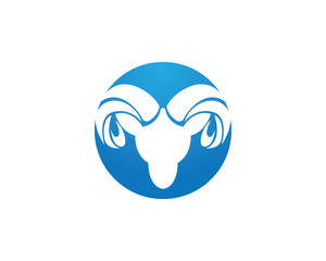 Rams head template