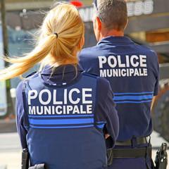 Policière municipale