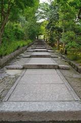京都 高台寺台所坂