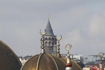 İstanbul / Karaköy / Galata Kulesi