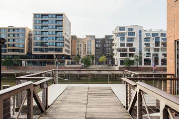 Hamburg, Innenstadt - HafenCity
