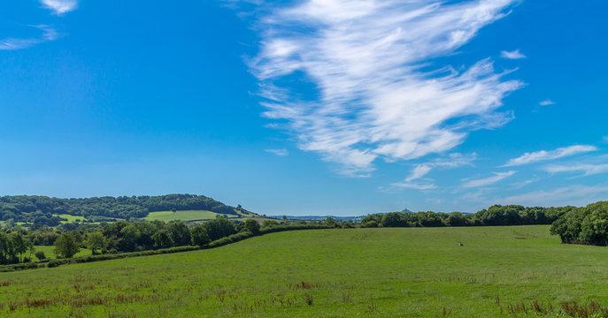 Wells to Glastonbury
