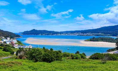 Porto Do Barqueiro, Galicia, Spain.
