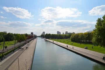 Paris la Vilette