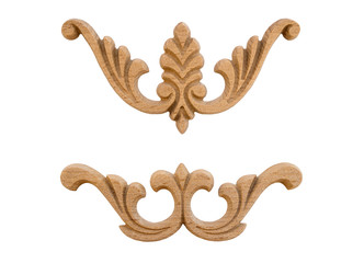 Elements woodcarving