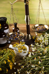 Mortar, Alternative medicine and Natural remedy