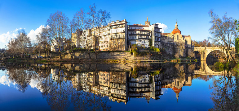 beautiful cities of Portugal - Amarante
