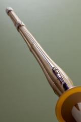 単体の竹刀 竹製品 剣道 対角