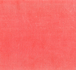 Red color textile pattern.