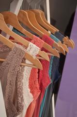 vitrine de mode pour femme