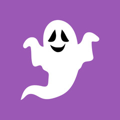 Ghost vector illustration