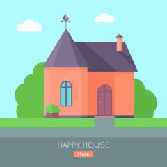 Happy House Concept