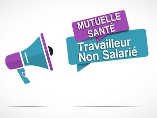 mégaphone : mutuelle santé TNS