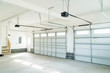 Detaily fotografie Residential house garage interior
