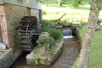 alte Wassermühle im Schwarzwald