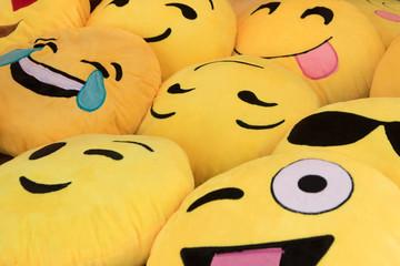 Smileys Kopfkissen