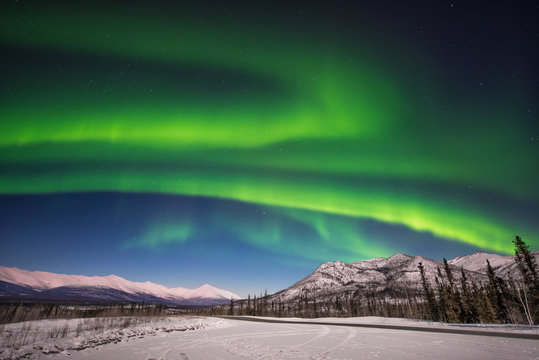 Alaska Northern Lights 01