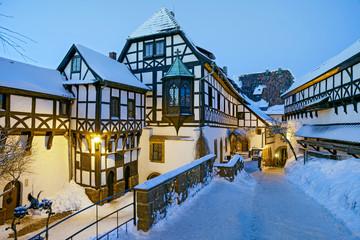 Wartburg  Winter