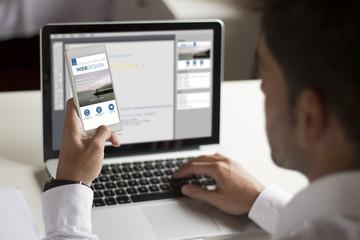 testing web design
