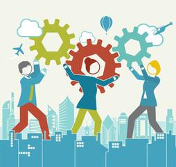 City Teamwork Overview