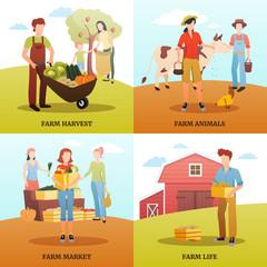 Autumn Harvest Farm Design Concept