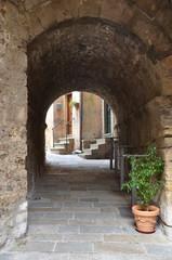 Fototapeta Arch in Tuscany