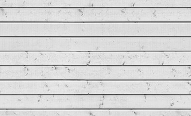 New white wooden wall, seamless texture