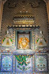Nordindien - Rajasthan - Udaipur - Stadtpalast