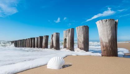 Wall Mural - Strandurlaub am Meer