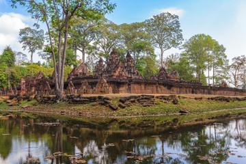 Banteay Srei Temple, Siem Reap, Cambodia