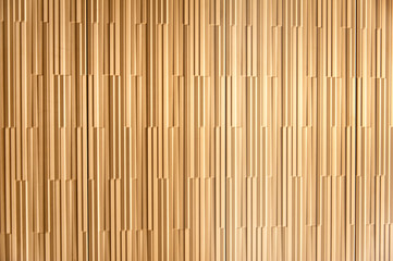Artificial wood pattern