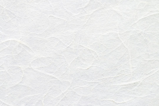 White mulberry paper texture.