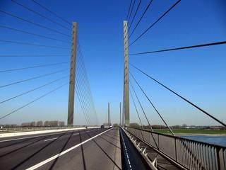Rheinbrücke Rees