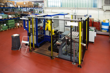 Industrial Robots - Automation lines