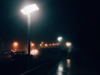 Noir Darkness Lights